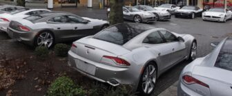 De Fisker Karma is aangekomen in Nederland