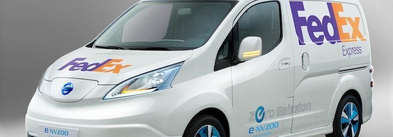 fedex-nissan-e-nv200