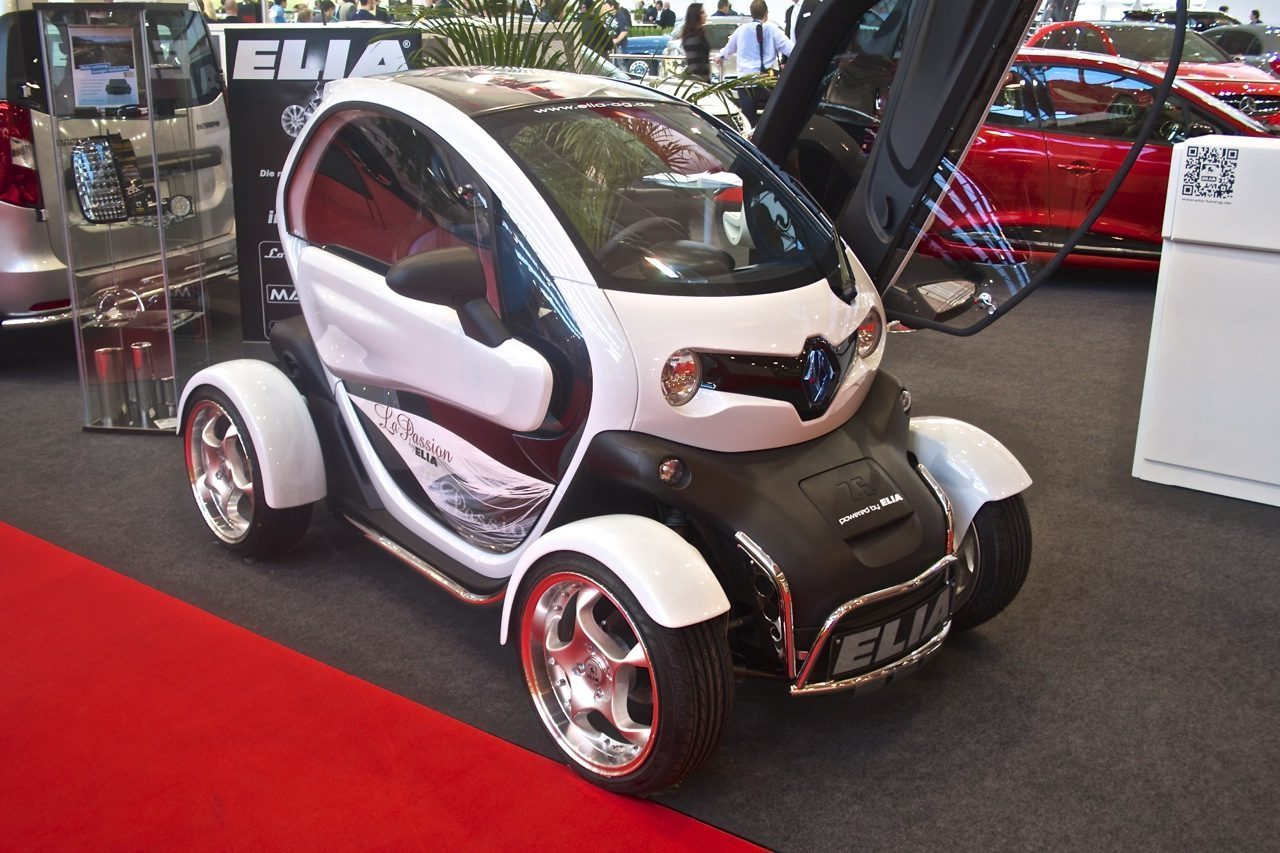 renault twizy tuning elia 01 groen7. Black Bedroom Furniture Sets. Home Design Ideas
