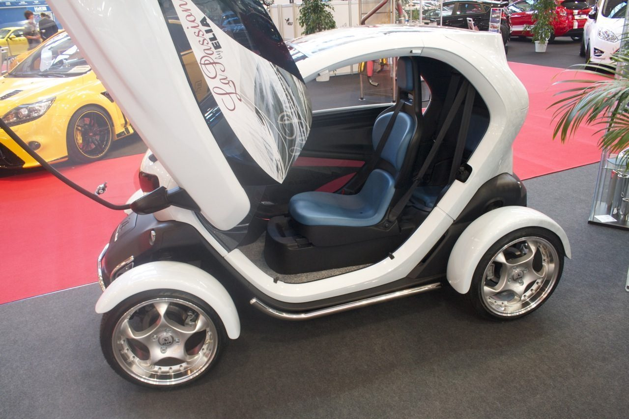renault twizy tuning elia 07 groen7. Black Bedroom Furniture Sets. Home Design Ideas