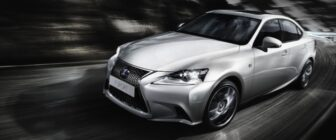 Lexus IS300h: 220 pk en minder dan 100 gram CO2