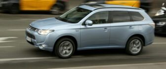 Mitsubishi Outlander PHEV is Europees verkoopsucces
