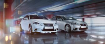 Lexus komt met IS 300h Edition & F SPORT Edition