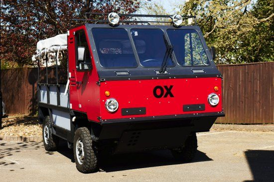 Deze OX Truck van Gordon Murray is geniaal