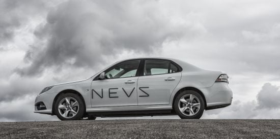 NEVS mag auto's gaan bouwen in China