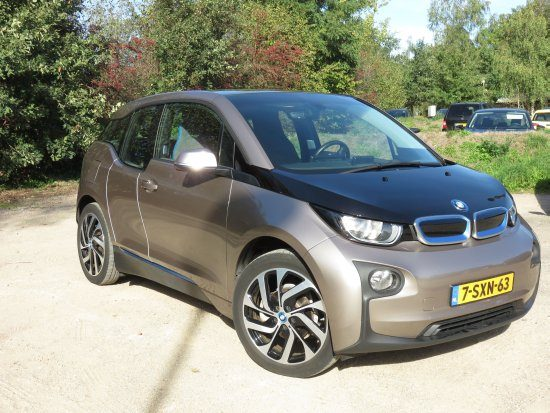 BMW i3 tweedehands