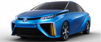 Toyota start productie FCV in december