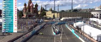 Formule E highlights: Moscou ePrix