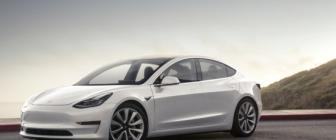 Tesla Model 3 te zien op Goodwood Festival of Speed