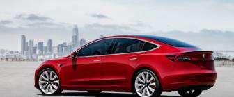 Productie Tesla Model 3 in Gigafactory 3 binnenkort van start